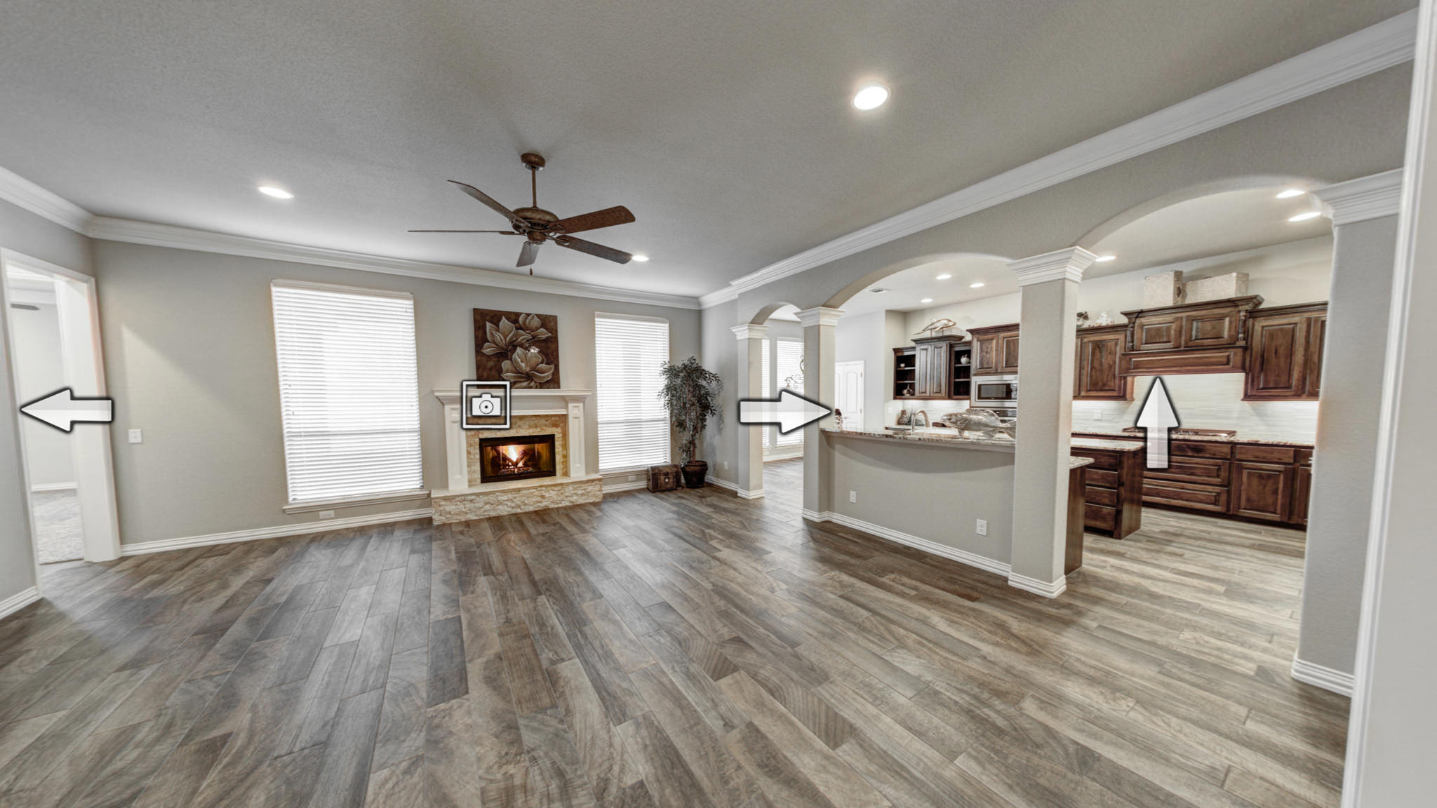 Photo of a new home for sale in Wichita Falls, TX.