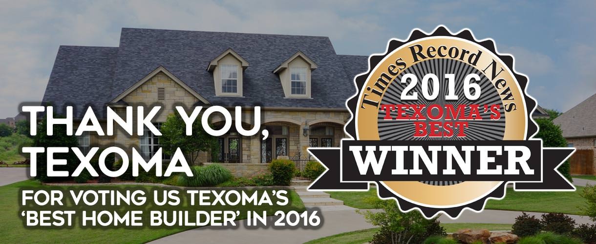 New Homes for Sale in Wichita Falls, Texas
