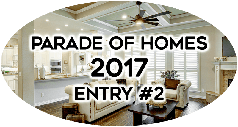 Second entry in the 2017 Parade of Homes by RJ Wachsman