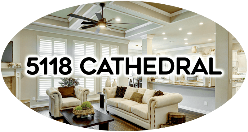 Virtual Tour of 5118 Cathedral Lane